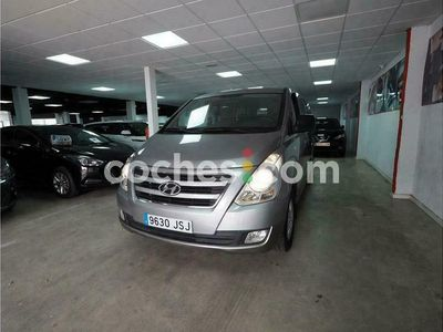 usado Hyundai H-1 H-1Travel 2.5crdi Tecno 136 136 cv en Madrid