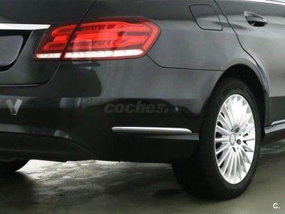 usado Mercedes E220 Clase EBluetec Elegance 4p. -15