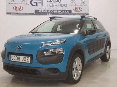 used Citroën C4 Cactus 1.6 BlueHDi Feel Edition 100