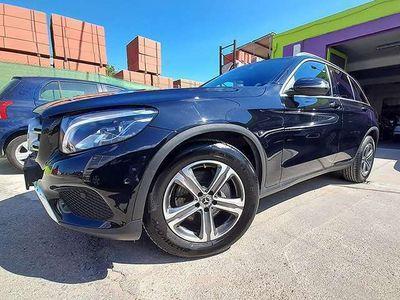 usado Mercedes GLC350 d4Matic Aut.