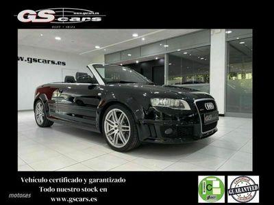usado Audi RS4 RS44.2 V8 FSI quattro