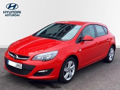 usado Opel Astra 2.0 CDTi S&S Excellence 121 kW (165 CV)