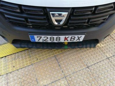usado Dacia Dokker Dokker ComercialVan 1.6 Ambiance 75kw 102 cv en Lleida
