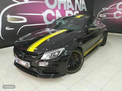 usado Mercedes C63S AMG Clase C C Coupe AMGEdition 1