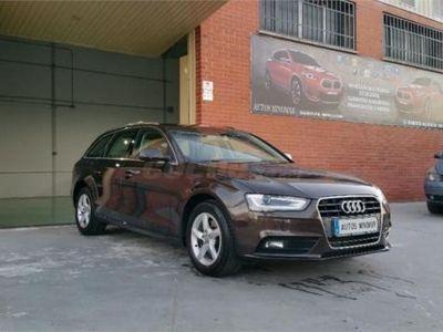 usado Audi A4 Avant 2.0 Tdi 150 Multitr Advanced Edit 5p. -13