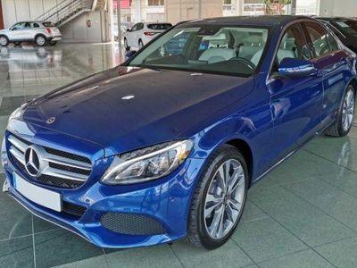 used Mercedes C220 d 9G-Tronic