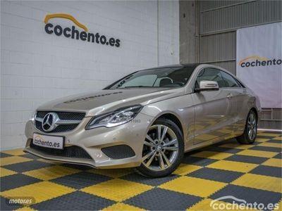 used Mercedes E220 Clase E CoupeBlueTEC
