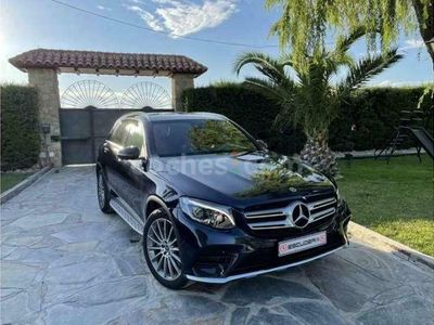usado Mercedes GLC350 GLC350d4Matic Aut.