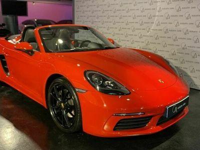usado Porsche Boxster