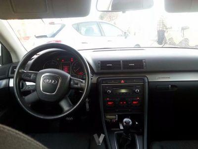 usado Audi A4 Avant 2.0 TDI 140cv quattro DPF -07