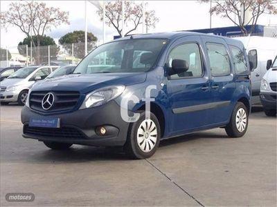 usado Mercedes Citan 109 CDI Mixto Extralargo