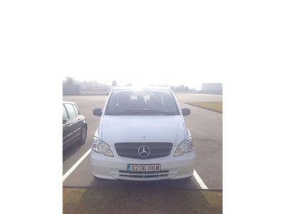 usado Mercedes Vito Shuttle 113CDI Extralarga