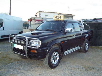 gebraucht Mitsubishi L200 DCb. 4x4 GLX
