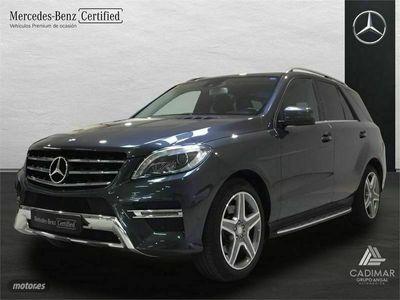 usado Mercedes 350 BlueTEC 4MATIC