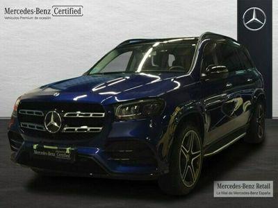 usado Mercedes GLS400 d 4Matic AMG Line (EURO 6d)
