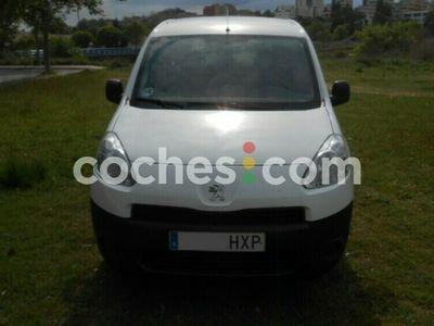 usado Peugeot Partner Tepee 1.6hdi Access 92 92 cv en Barcelona