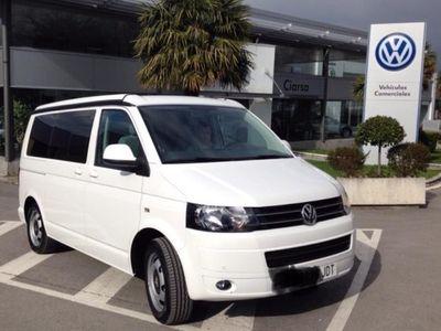 begagnad VW California -