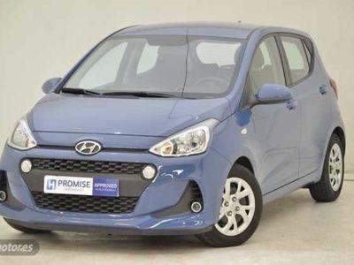 used Hyundai i10 5P MPI 1.0 66CV TECNO