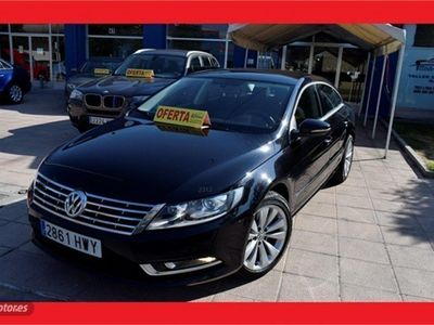 used VW CC 2.0 TDI 140cv BluemotionTechnology