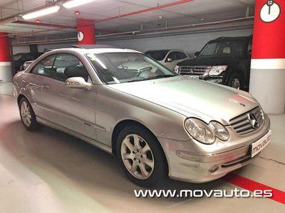 usado Mercedes CLK320 aut. 218cv **FULL EQUIP**