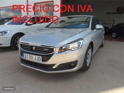 usado Peugeot 508 Access 1.6 BlueHDi 120