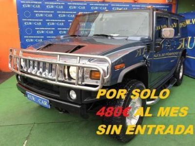 usado Hummer H2 H26.0 v8 supercharger luxury