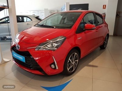 usado Toyota Yaris 1.5 100H Feel