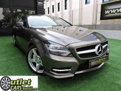 usado Mercedes 350 Clase CLS CLASEBLUETEC