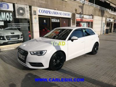 usado Audi A3 Sportback 1.6 TDI clean d 110CV Advanced