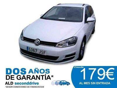 usado VW Golf Variant 1.6TDI CR BMT Business&Navi 110