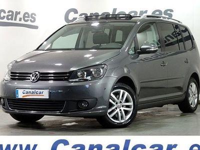 usado VW Touran 1.6TDI CR BMT Edition 85kW