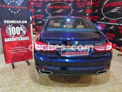 usado BMW 730 Serie 7 da (0.0) 265 cv en Madrid