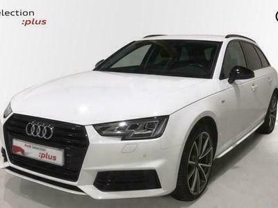 usado Audi A4 Avant Black line 2.0 TFSI 140 kW (190 CV) S tronic