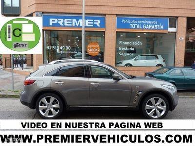 usado Infiniti QX70 3.0D V6 S PREMIUM AWD AUTO