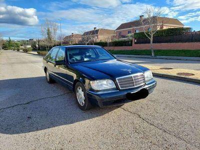 usado Mercedes S500L
