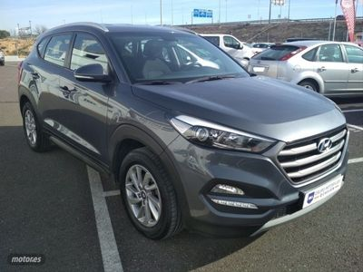 usado Hyundai Tucson 1.7CRDi 115cv BlueDr. 25 Aniversario 4x2
