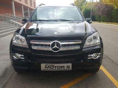 usado Mercedes GL320 Clase GlCdi 4m 5p. -09