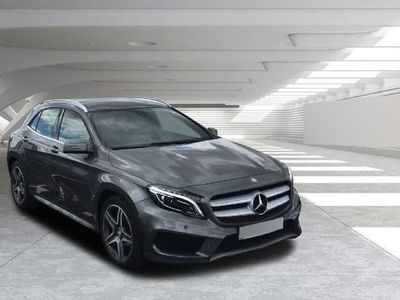 usado Mercedes GLA200 dStyle 7G-DCT