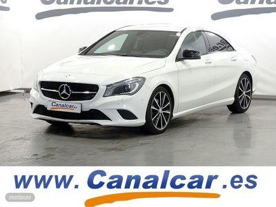 usado Mercedes 170 Clase CLA CDI 4M 7G-DCT