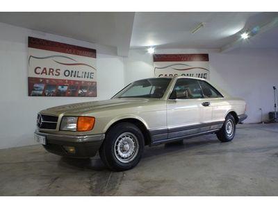 usado Mercedes 500 SEC (126)