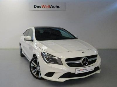 usado Mercedes CLA200 Shooting Brake Urban 7G-DCT