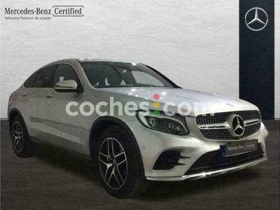usado Mercedes 250 Clase Glc Glc Coupé4matic Aut. 211 cv en Valencia
