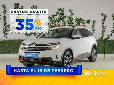 usado Citroën C5 Aircross BlueHdi 96kW (130CV) S&S EAT8 Feel
