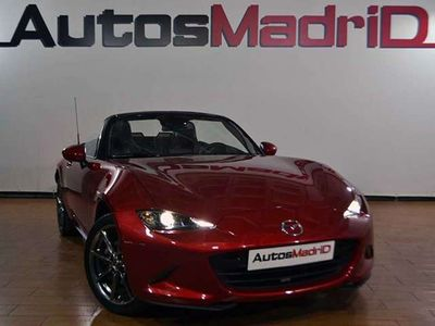 usado Mazda MX5 RF 2.0 Luxury Sport