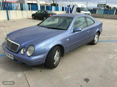 usado Mercedes CLK320 Clase