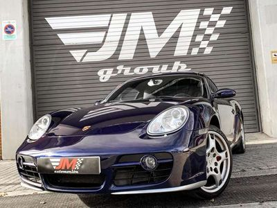 usado Porsche Cayman S Aut.
