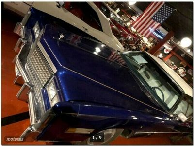 usado Cadillac Eldorado Cabrio