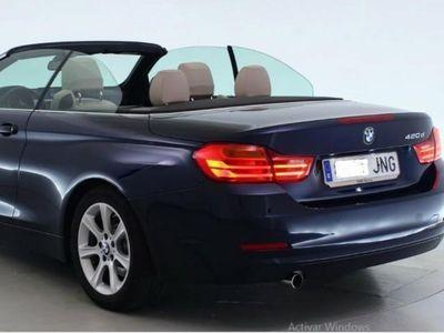 usado BMW 420 Serie 4 F33 Cabrio Diesel Cabrio