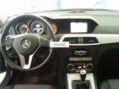 usado Mercedes C200 Estate CDI BlueEfficiency Edition Avantgarde
