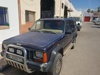 usado Jeep Cherokee td 5 porte selec-trac country diesel